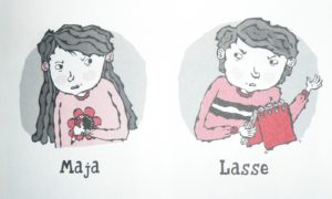 Lasse i Maja