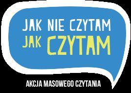logo Jak nie czytam
